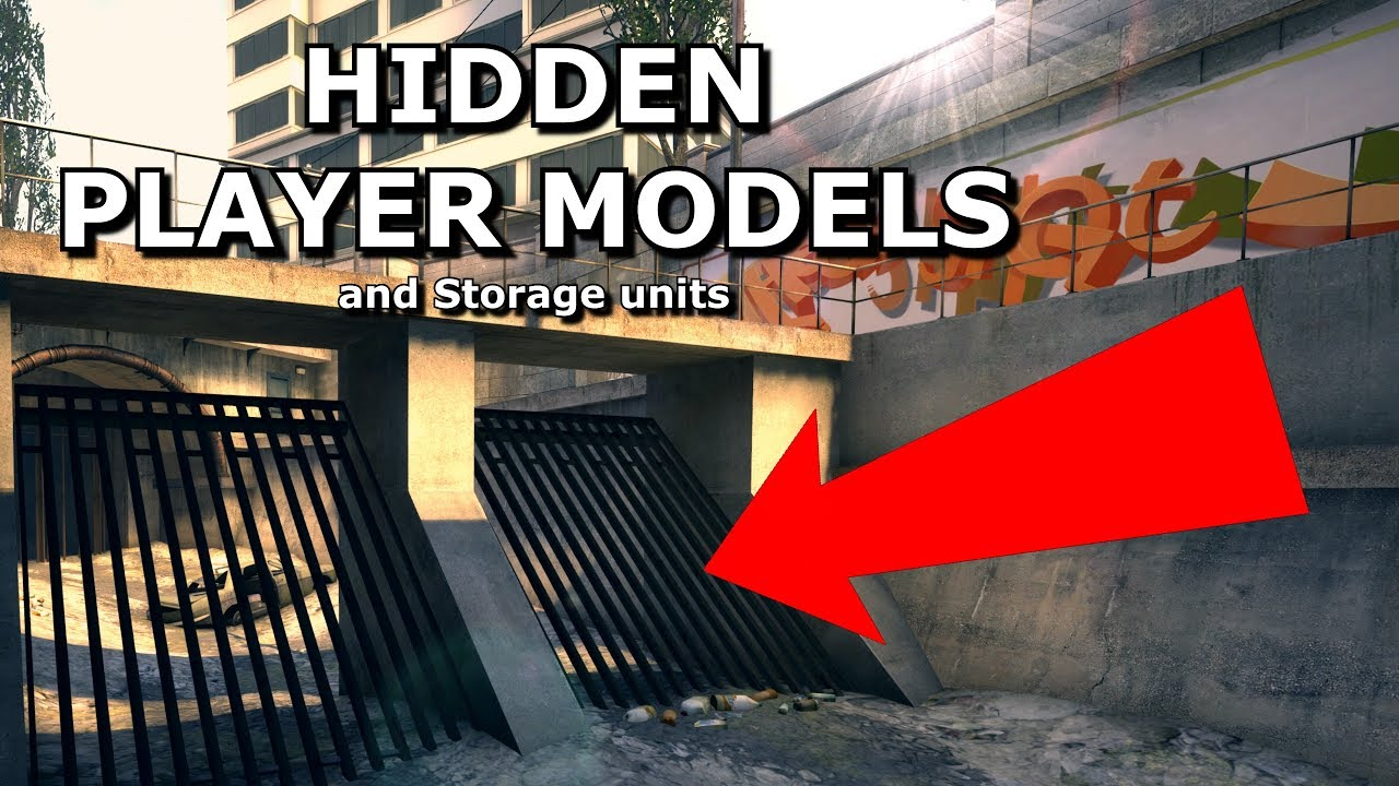 CS:GO's Hidden Player Model Semi-Fix Update thumbnail