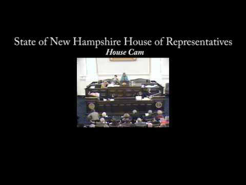 NH House votes on CONTROVERSIAL! Bill - HB368