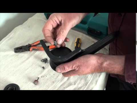 Lorraine Bowen | HOW TO Replace wheels on Samsonite Case