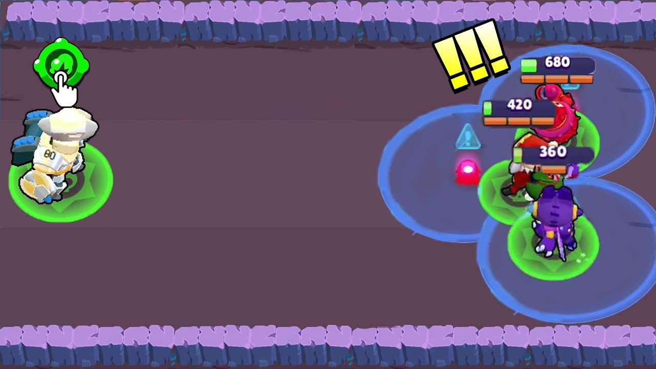 Bo New Gadget too dangerous!!! Brawl Stars Funny Moments Wins and Fails #179