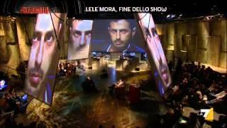 Lele Mora si confessa a Piazza Pulita: Fabrizio Corona dovrebbe tornare ma non si consegnerà