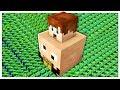 10000 ZOMBIE CONTRO LA CASA DI LUCA E SPJOCKEY! - Minecraft ITA