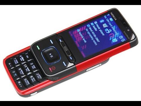 Разборка Nokia 5610 XM