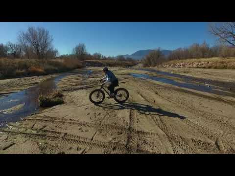 Colorado Springs celebrates Global Fat Bike Day!