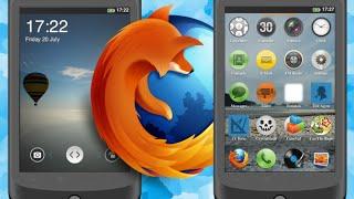 Mozilla Firefox, afficher ou masquer la barre de menus et barre personnelle firefox