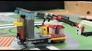 FLL Hydro Dynamics Attachments: Fire Truck