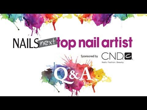 NAILS Next Top Nail Artist S.2: Top 3 Q&A