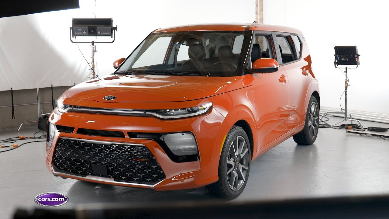 2020 Kia Soul Full Review >> 2020 Kia Soul Review Cars Com