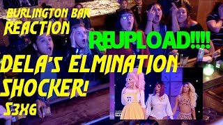 RE-UPLOAD!! RuPaul's Drag Race All Stars 3x6 BendelaCreme's Elimination BURLINGTON BAR REACTION