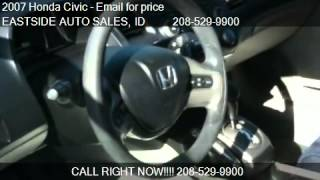 2007 Honda Civic CVT AT-PZEV Hybrid - for sale in IDAHO FALL