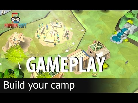 Eden: The Game (By Channel 4) Gameplay IOS/Android Video (Role Playing)