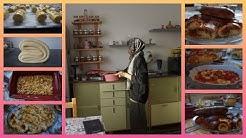 فلوق رمضان 2020🌛نهار معانا 👨👩👧👦  vlog#وصفات اجنبية