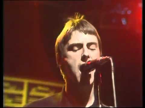 Eton Rifles - The Jam (live)