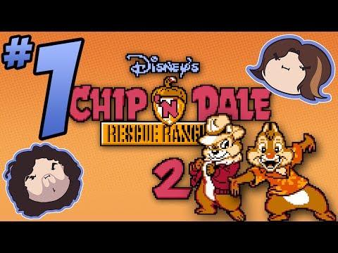 Rescue Rangers 2: Chip 'n Dale - PART 1 - Game Grumps
