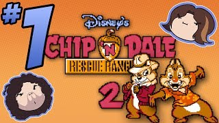 Rescue Rangers 2: Chip 'n Dale - Part 1 - Game Grumps