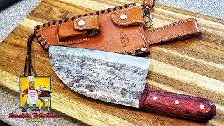 Almazan Kitchen Knife Review - MeatHeadKnives.com - Serbian Chef Knife
