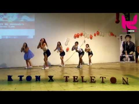 Alter Ego -A ~ Kiss Kiss - Ladies Code (Dance Cover) K Ton 2014