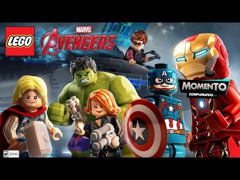 Momento Compumundo: Lego Marvels Avengers