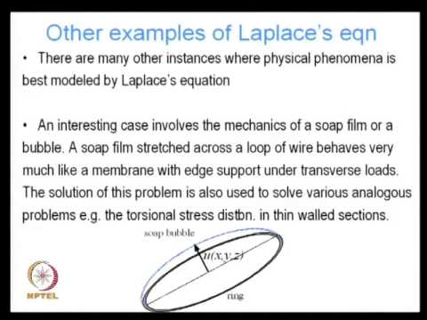 Analytical Methods for Parabolic and Elliptic PDEs video