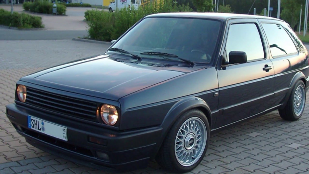vw golf 2 gti 16v special soundaufnahme youtube. Black Bedroom Furniture Sets. Home Design Ideas