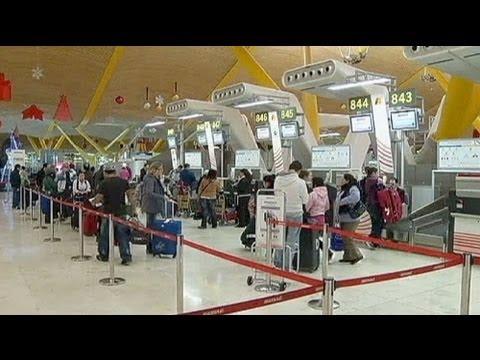 Iberia cancels a third of flights after pilots' walkout