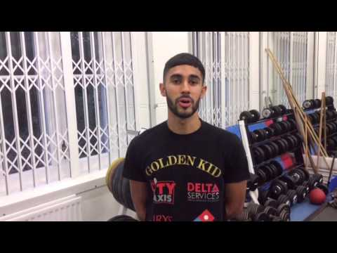 Boxing Science - Kyle Yousaf