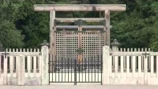 神武天皇陵 Imperial Mausoleum of Emperor Jimmu, Makam Kaisar Jimmu ...