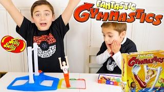 FANTASTIC GYMNASTICS CHALLENGE !!! Surprises ou Jelly Belly ?