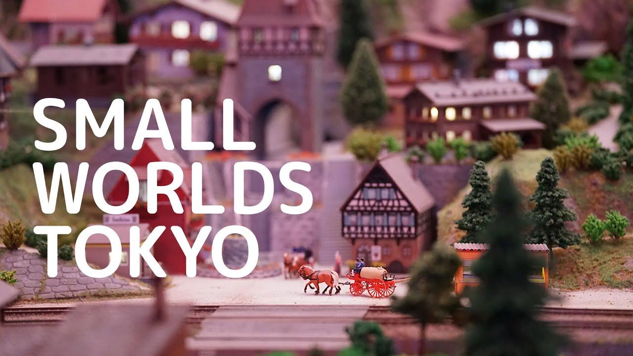SMALL WORLDS TOKYO miniature theme park