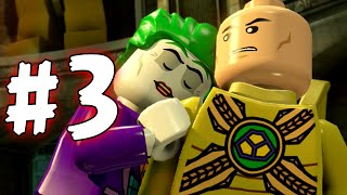 LEGO BATMAN 3 - BEYOND GOTHAM - PART 3 - AWESOME! (HD)