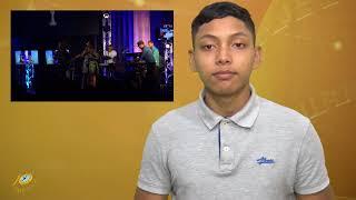 Het 10 Minuten Jeugd Journaal 5 juli 2018 (Suriname / South-America)