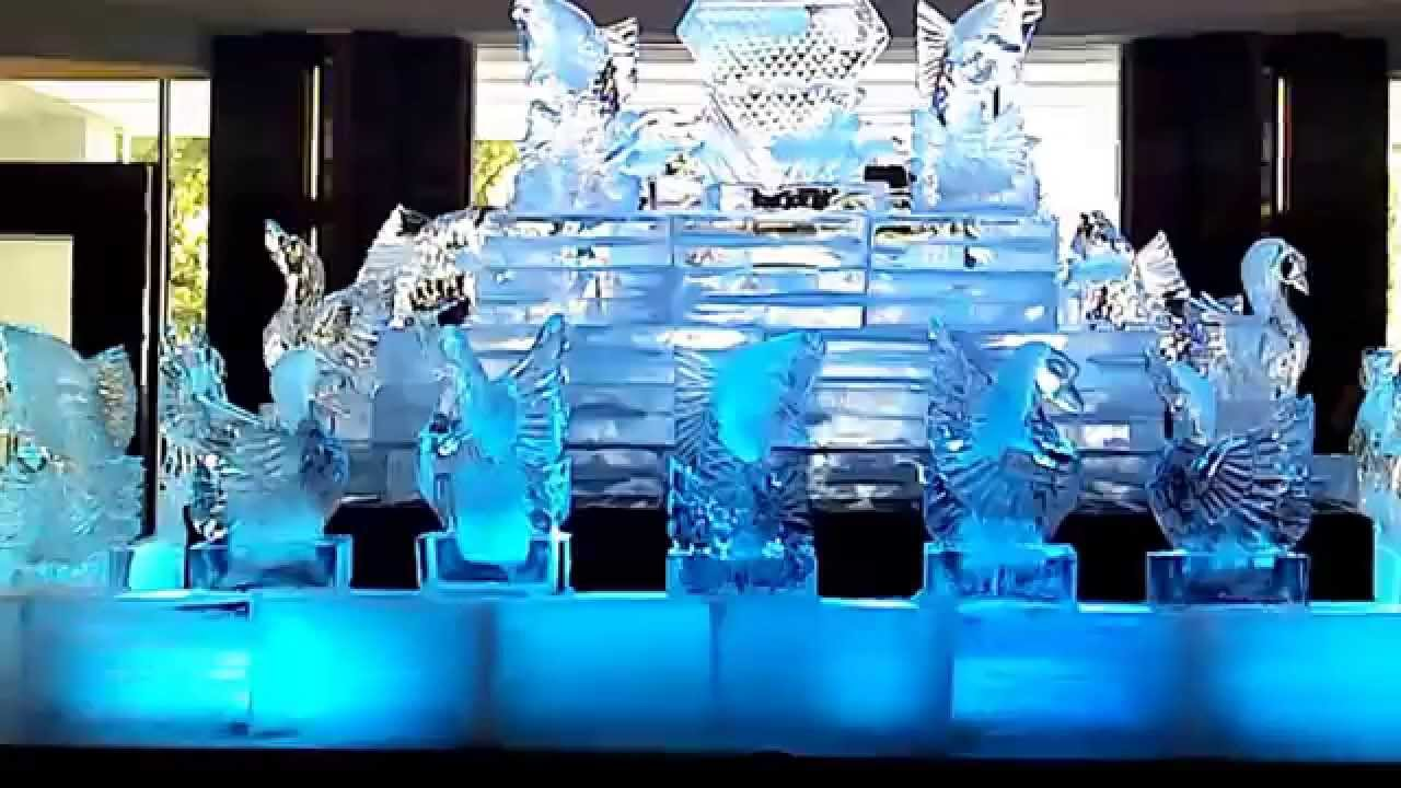 ukira ice carving artist malaysia huge ice carving in malaysia by