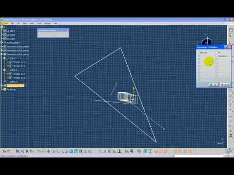 Digital Project/CATIA V5 PowerCopy3