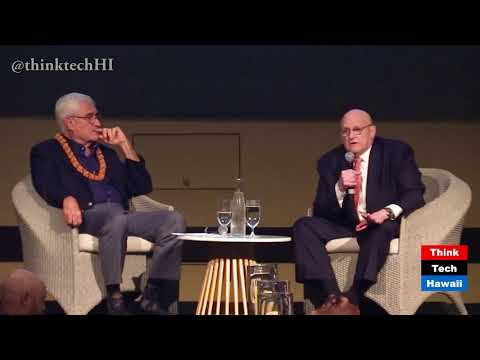Pacific Forum Thinks About Asia, Part Two (thinktech 364 hdv 0408)