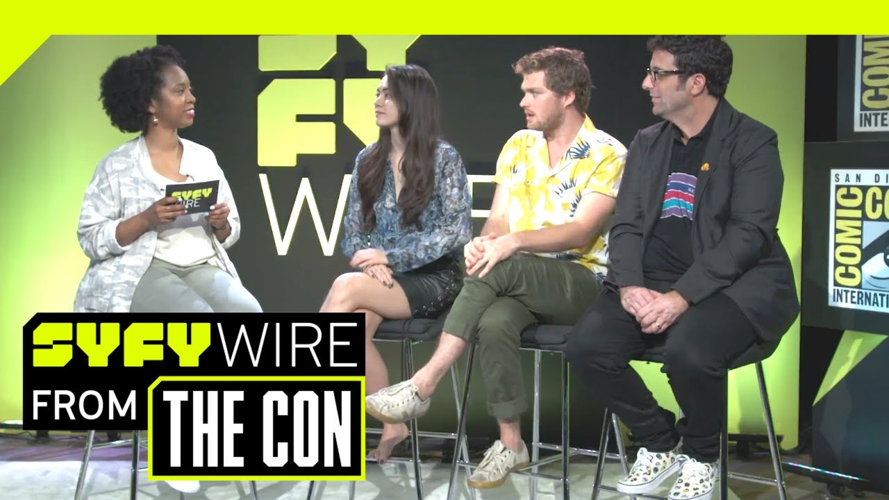 Iron Fist Cast Previews Season 2 Talks About Their Feet Sdcc 2018 Syfy Wire