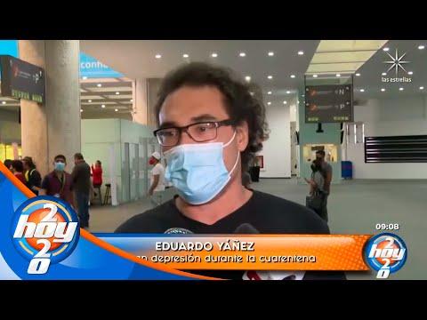 Eduardo Yáñez confiesa que quiso quitarse la vida durante la cuarentena | Hoy