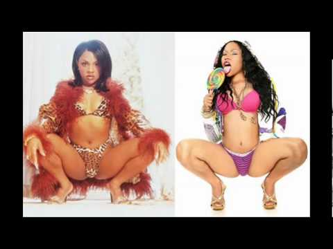 Nicki Minaj Lil Kim ( the song that  allegedly started the beef ) everywhere we go new  6/2010