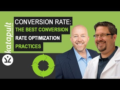 Conversion Rate: The Best Conversion Rate Optimization Practices [WEBCAST #17] with Brian Massey