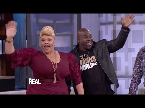 Tamela & David Mann Talk Weight Loss & Family