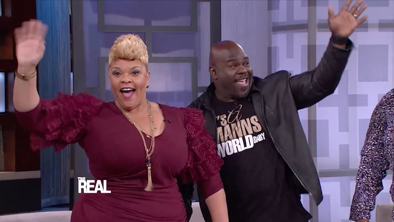 Tamela David Mann Talk Weight Loss Family Youtube