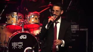 """מחרוזת חב""""ד מקפיצה מנדי ג'רופי, יוני שלמה ושמחה פרידמן   Chabad medley"""