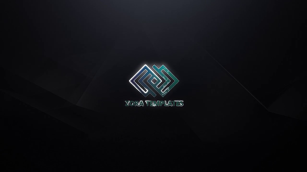 Buy Logo Intro After Effects Template YouTube - Buy after effects templates