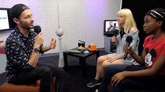 """""""Weg Mit Plastik""""  Interview mit Nilsen"""