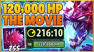 THE STORY OF HOW I HIT THE STACK LIMIT ON CHO'GATH (URF MOVIE 10) - BunnyFuFuu