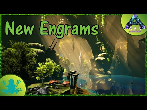 Ark: Aberration - A Look At The New Engrams
