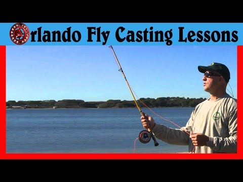 How to fly cast - Learn to Fly Cast - 5 Basic Principles