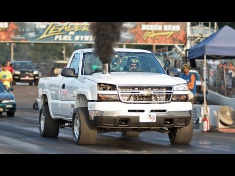 Daily Driven DURAMAX - OVER 2000 lbs of TORQUE