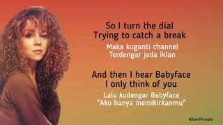 Mariah Carey   We Belong Together   Lirik Terjemahan Indonesia
