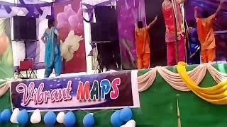 Bhangara dance Choreograph by Arunindora 8950564424