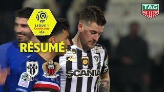 Angers SCO - OGC Nice ( 1-1 ) - Résumé - (SCO - OGCN) / 2019-20